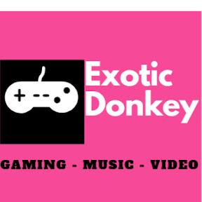 Exotic Donkey