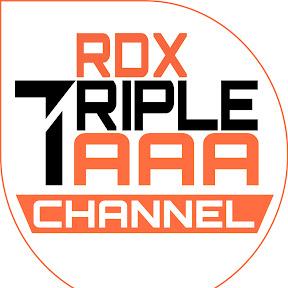 RDX TRIPLE AAA