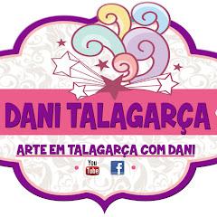 Arte em Talagarça com Dani