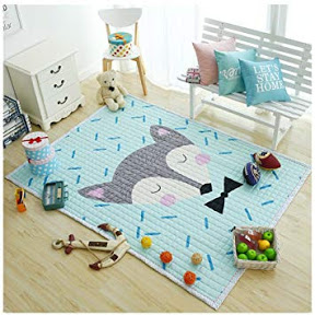 Baby Play Mat Carpet Egg Channel