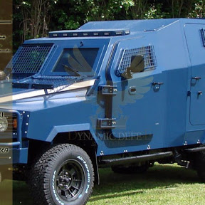 Dynamic Defense Solutions Armored Cars