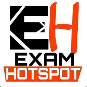 Exam Hotspot