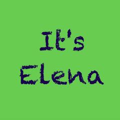 It's Elena