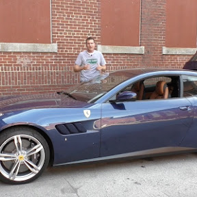 Ferrari GTC4Lusso - Topic