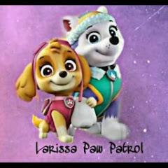 Larissa Cavalcanti Paw Patrol