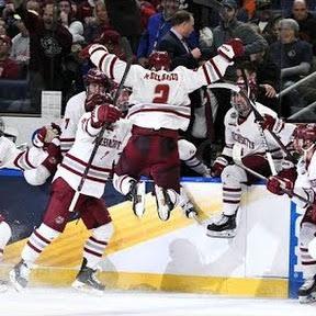 College ice hockey - Topic
