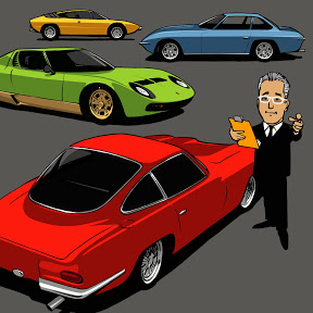 International Lamborghini Registry