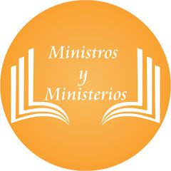 Ministros y Ministerios