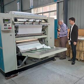 China tissue paper converting machine