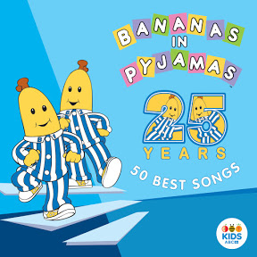 Bananas in Pyjamas - Topic