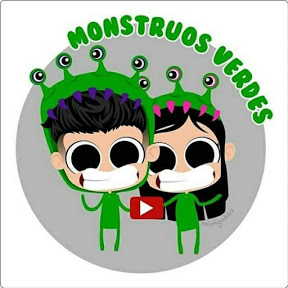 monstruos verdes