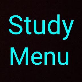 Study Menu