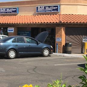 B & M Muffler & Complete Auto Repair