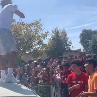 COMMENT what school we shouls go to tomorrow!! LEMOORE was litty!🔥🔥 #Rapper #Producer #Director #Student #Explore #ExplorePage