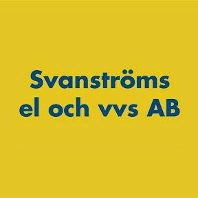 Svanströms EL & VVS AB