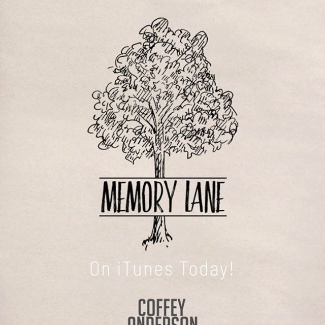 "Download ""Memory Lane"" today on @itunes. Stream it as well on Spotify. The download link is in my Profile BIO.  #country #calicountry #coffeyanderson #music #memorylane #sanjose #newmusic"