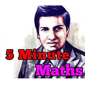 5 Minute Maths