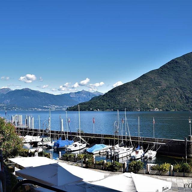 Journée à Cannobio... Lac Majeur Italie #italie #paysage #lacs #milan #italie #vacances #phooftheday #photography #nature #montagne ##aesthetic #beautiful #belle_macro #boat #bateaux