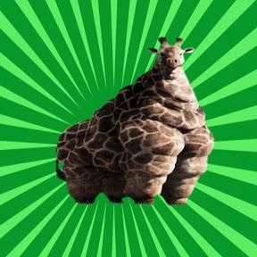 Obese Giraffe