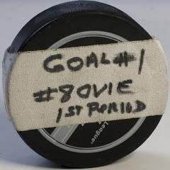 First NHL Goal