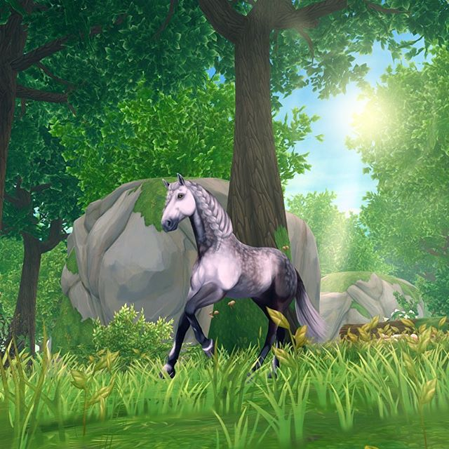 ⠀ ⠀⠀⠀ *★*:~~:*☽*:~~:*★*:~~:*☽*:~~:*★* ⠀ ⠀⠀⠀ Wow! That is all I can say about the new Greendale update! It is absolutely stunning and makes the most perfect photo background. Moonlight looks enchanting in the forest as do the other Andalusians! Cannot wait to just spam my feed with the new Harvest County photos! ⠀ ⠀⠀⠀ *★*:~~:*☽*:~~:*★*:~~:*☽*:~~:*★* ⠀ ⠀⠀⠀ Used: Adobe Photoshop CC 2019 Tablet: Wacom Intuos Pro Hours: 1 ⠀ ⠀⠀⠀ *★*:~~:*☽*:~~:*★*:~~:*☽*:~~:*★* ⠀ ⠀⠀⠀ Game: @starstableonline ⠀ ⠀⠀⠀ *★*:~~:*☽*:~~:*★*:~~:*☽*:~~:*★* ⠀ ⠀⠀⠀ Tags: #starstableonline #sso #starstable #ssoedit #ssoedits #ssorealism #ssoandalusian #harvestcounties