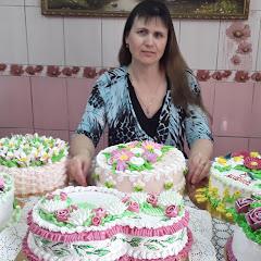 Надюшины Тортики