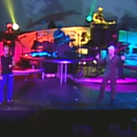 dc Talk - Colored People (Live)