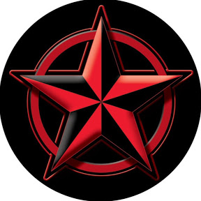 Red and Black Star