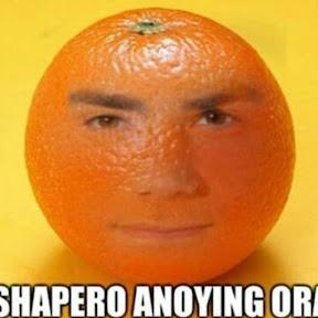 Ben Shapiro Annoying Orange
