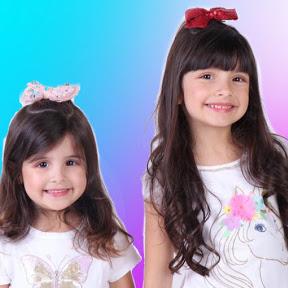 Bella e Sofia Macedo