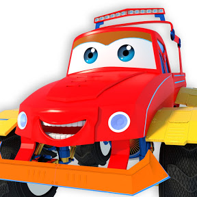 Monster Truck Dan - Cartoon Videos for Kids