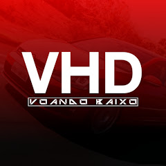 VHD Voando Baixo