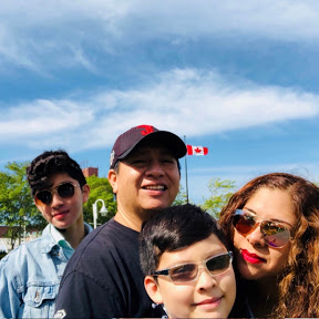 Mexican Family in PEI