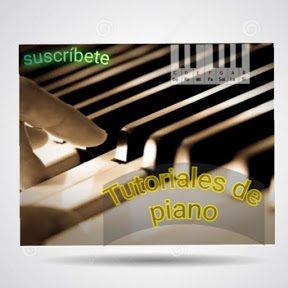 Tutoriales piano