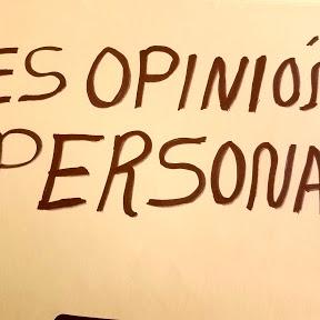 ES MI OPINION PERSONAL
