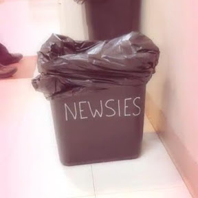 newsies trash