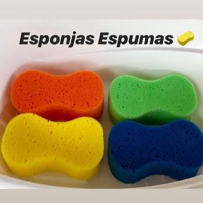 Sponges Soapy Esponjas Espumas
