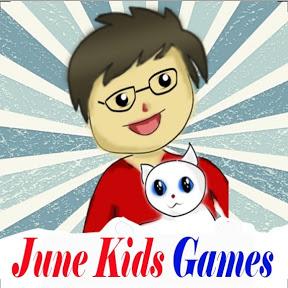 June Kids Games