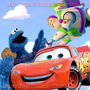 Cars Toys & Story Movie Games
