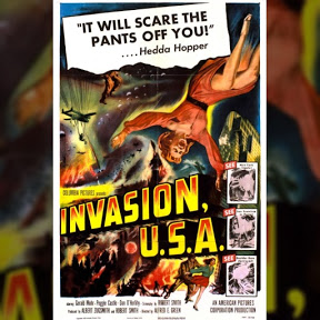 Invasion U.S.A. - Topic