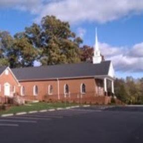Antioch Baptist Church Timberlake