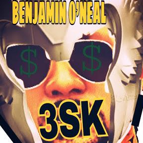 3SK/LSVK BENJAMIN O'NEAL- AKA CTP-LORD TRIPLE TTT