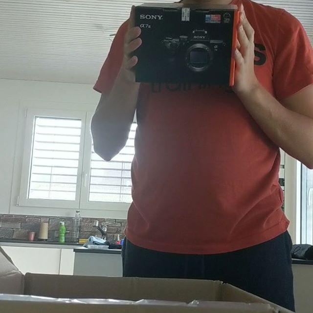 I bought a new Camera! 🤩📸