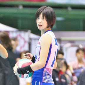Miyashita Haruka นางฟ้าวอลเลย์บอล