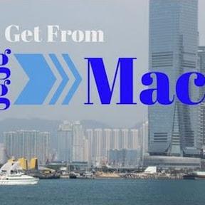 Hong Kong Macau Ferry Terminal - Topic