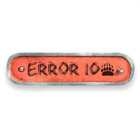 ERROR 10