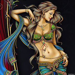 SAND MYSTERY belly dance
