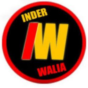 inder walia