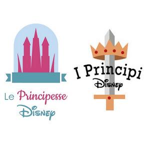 Principesse e Principi Disney