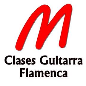 Clases de guitarra flamenca con Marín